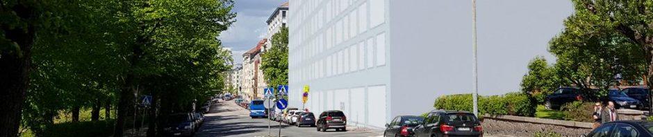Töölön sairaalan alueen rakennushanke