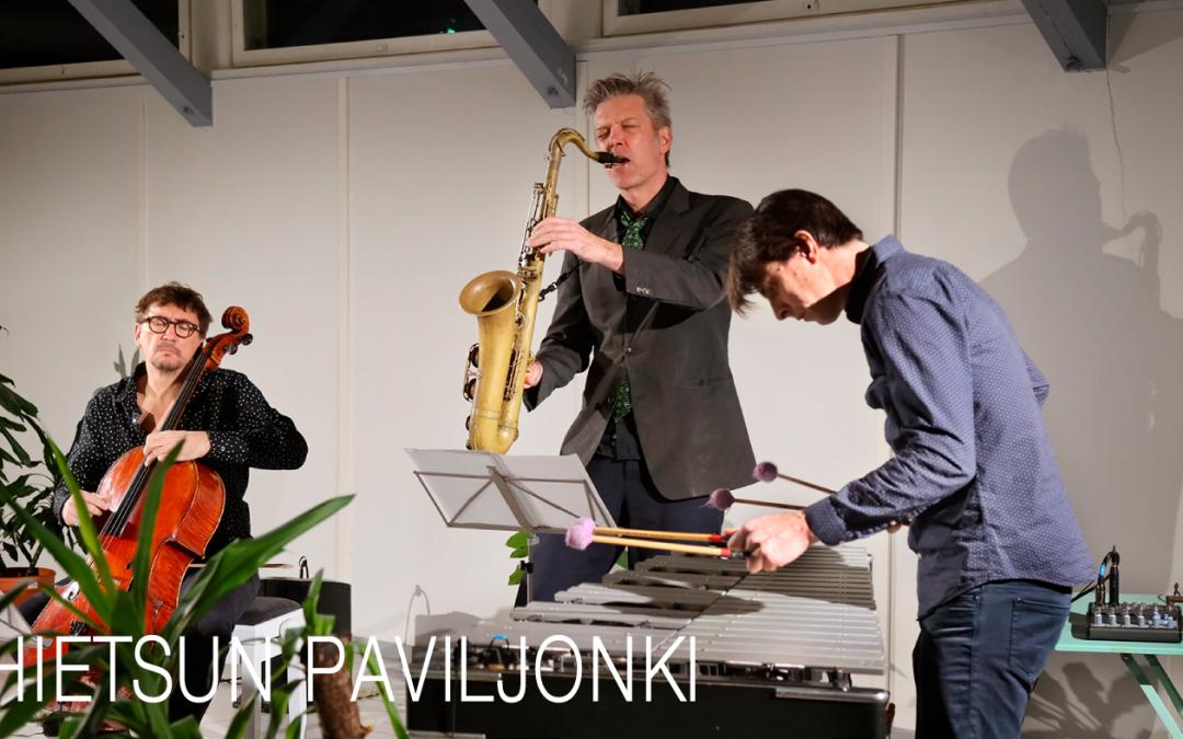 Daniel Erdmann's Velvet Revolution feat ti 1.12. klo 19