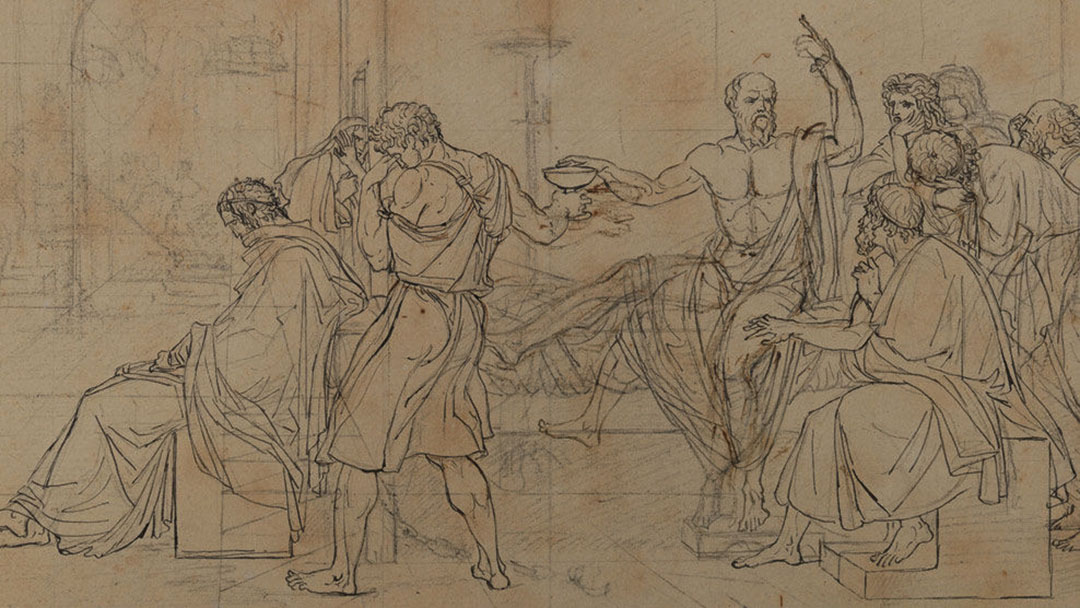 Satien pienoisooppera Sokrateen viimeisistä hetkistä